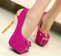 pink shoes #shoes