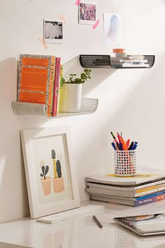 Alvin Wall Shelf - Urban Outfitters