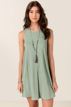 Ryanne Solid Shift Dress