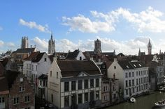 Ghent has a very atmospheric and timeless feel to it and there were points when I could have almost slipped back in time to the medieval period. Easy to get to with lots to see makes it an ideal short break destination.