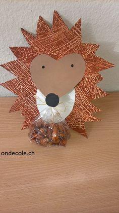 ondecole.ch - Hérisson gourmand