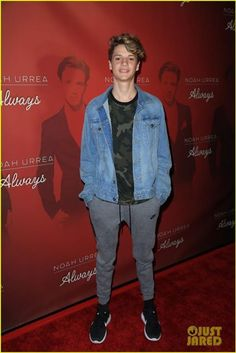 Jace Norman at Noah Urrea's Epic Sweet Sixteen!  Happy Belated Belated to the Favorite Up and-Coming Singer Noah Urrea! The Super Cute Entertainer Celebrated His Sweet Sixteen with All of His Closest Friends on Sunday (March 27) at the Avalon in Hollywood