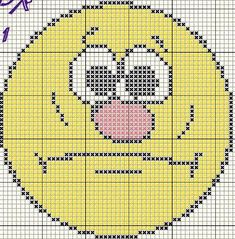 crochet - knitt - cross stitch motif