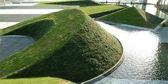 undulating landforms | Hargreaves Associates