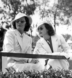 "Joan Crawford, Barbara Stanwyck & Shirley Eder: ""Friendships"" don't come more fucked up than this!"