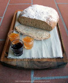 Rye Flour Bread