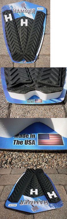 Skimboards 155141: Hammer Traction Black Skim Kit 5Pc Tail Pad Arch Bar Set Skimboard Usa Surf -> BUY IT NOW ONLY: $49.99 on eBay!