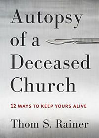Whether your church is vibrant or dying, Autopsy of a Deceased Church will walk you through the radical paths necessary to keep your church alive.