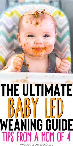 Looking for baby led weaning first foods? Find out the best baby led weaning foods for no teeth. Baby led weaning for beginners Baby Led Weaning Breakfast, Baby Led Weaning First Foods, Baby Weaning, Weaning Toddler, Weaning Foods, Feeding Baby Solids, Solids For Baby, Positive Parenting Solutions, Parenting Hacks