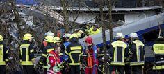 Al menos nueve personas murieron y decenas resultaron heridas cuando dos trenes colisionaron la mañana de este martes en el sur de Alemania, informó la policía de Baviera. Más de un centenar de personas resultaron heridas, 50 de ellos con heridas graves, le dijo el vocero de la policía de Rosenheim, Stefan Sonntag, a CNN.…