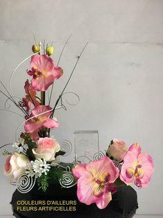 7 Meilleures Images Du Tableau Fleur Artificielle Et Bloc De