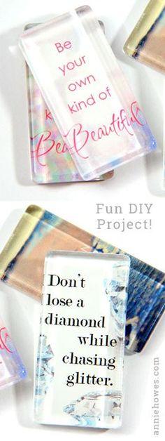 Fun DIY Project ideas.