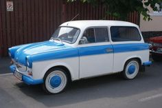 Trabant P60 (1964)