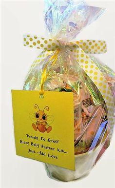 Newborn Baby Shower Gift Essentials Ready To by BitsyBeeStitches