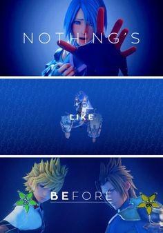 Nothings like Before... Kingdom Hearts 2.8 HD
