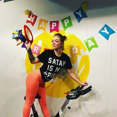 Wishing this amazing lady the happiest birthday ever! Your Studio Lifted Community loves you  #birthdaygirl #workoutthenrose #community