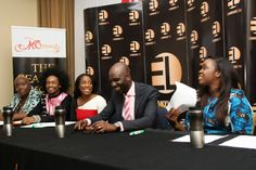 Audition Day Mo Abudu with the judges Judges, Entertaining, Day, Funny