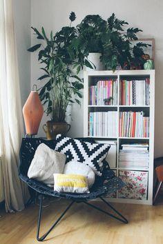 Urban Jungle Bloggers: Jules grüne Liebe | Pinspiration #urbanjungle #chevron
