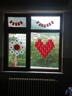 23 Nisan pencere süsümüz