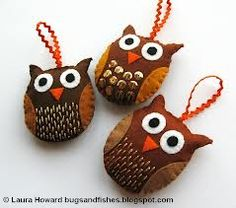 felt owl