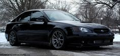 2005 Legacy GT /// #Subaru #LegacyGT #Turbo /// Photography by: midwestcarculture.com