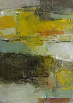 ORIGINAL Abstract Painting Art Oil  ABSTRACT  Rise por colettedavis, $35.00