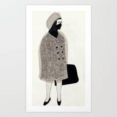 untitled_081013a Art Print by Alvaro Tapia Hidalgo - $20.00
