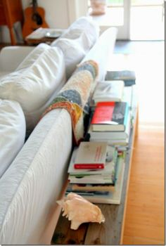 Livingroom Zones Console Table Behind Couch With Chic