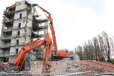 Apartment demolition (2011)