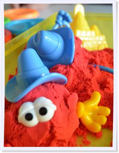 Im Trend: Magic Sand #magic #sand #sandspielzeug #Spielzeug #Kinder