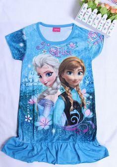 Monis Bows N More - Girl's Frozen Dress (3 Colors), $26.99 (http://www.monisbowsnmore.com/girls-frozen-dress-3-colors/)