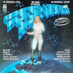 Various - Pop World NL 1978 Lp mint--