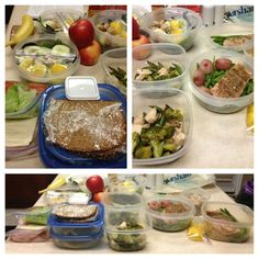 Food prep, healthy eating