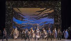 Zorba, el griego. Ballet de Santiago.Foto: Patricio Melo.