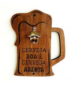 Cnc Projects, Woodworking Projects Diy, Projects To Try, Diy Bottle Opener, Beer Bottle Opener, Wooden Cat, Backyard Games, Ideas Para, Crafts