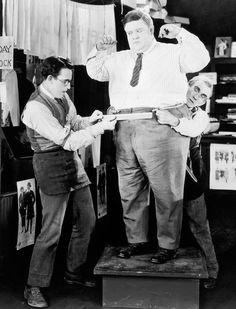 Harold Lloyd, Hughie