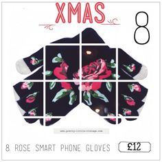 You better not pout...   We've got the secret to looking chic and staying warm!❅  Here's Day 8 of our Pretty Little Vintage ♡ advent calendar!  Don't forget to follow us everyday to see what  F A S H I O N  item is unlocked on the run up to ❄xmas❄! Perf for gift  ideas so lets get shopping!  www.pretty-little-vintage.com  #fashion #chic #gloves #winterwarmers #winter #chilly #chill #vintage #ootd