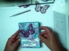 How to Make an Irresistibly Floral Resist Card
