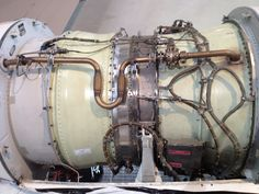 Replacement of jet engine