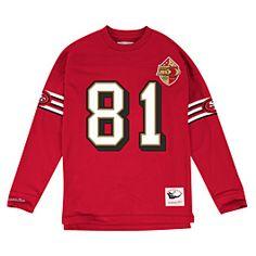 6bb0e2a3b Terrell Owens Name   Number Longsleeve San Francisco 49ers. Owen NameNfl  ShirtsSan ...