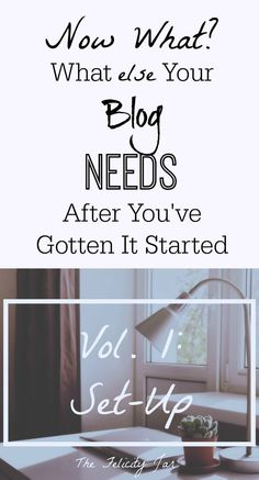 Volume one of my series on what you need to add to your blog once you get it started. This series includes tips on creating a signature, adding google analytics code, creating a disclosure page, choosing a comment system, and Disqus blog titles.