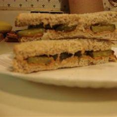 Peanut Butter Cup Grilled Sandwich Allrecipes.com | Allrecipes.com ...