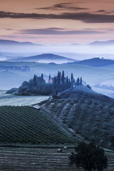 Toscane, Italië, www.luxetent.nl/italie (by Frederic Huber)