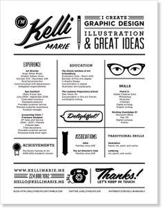 identity web design www. This is the kind of graphic designer you hire {Resume by Kelli Marie} Graphic Design Blog, Graphic Design Illustration, Graphic Design Inspiration, Graphic Designers, Design Illustrations, Typography Inspiration, Illustrations Posters, Layout Design, Cv Design