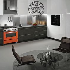 Whether your kitchen is compact or spacious, contemporary or traditional, Bertazzoni has the cooking machine package to suit. Oven, Kitchen Cabinets, Colours, Traditional, Contemporary, Interior, Design, Pictures, Home Decor
