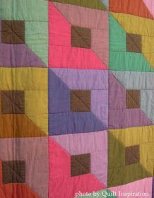 Quilt Inspiration: More Kaffe Fassett Quilts