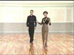 samba dance lesson part 2-