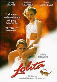 Filme: LOLITA, 1997.
