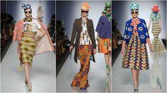 Runway Notes: Artisans Christie Brown, Kiki Clothing and Stella Jean Take Africa To Rome
