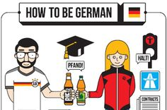 How to be German: Stereotypes